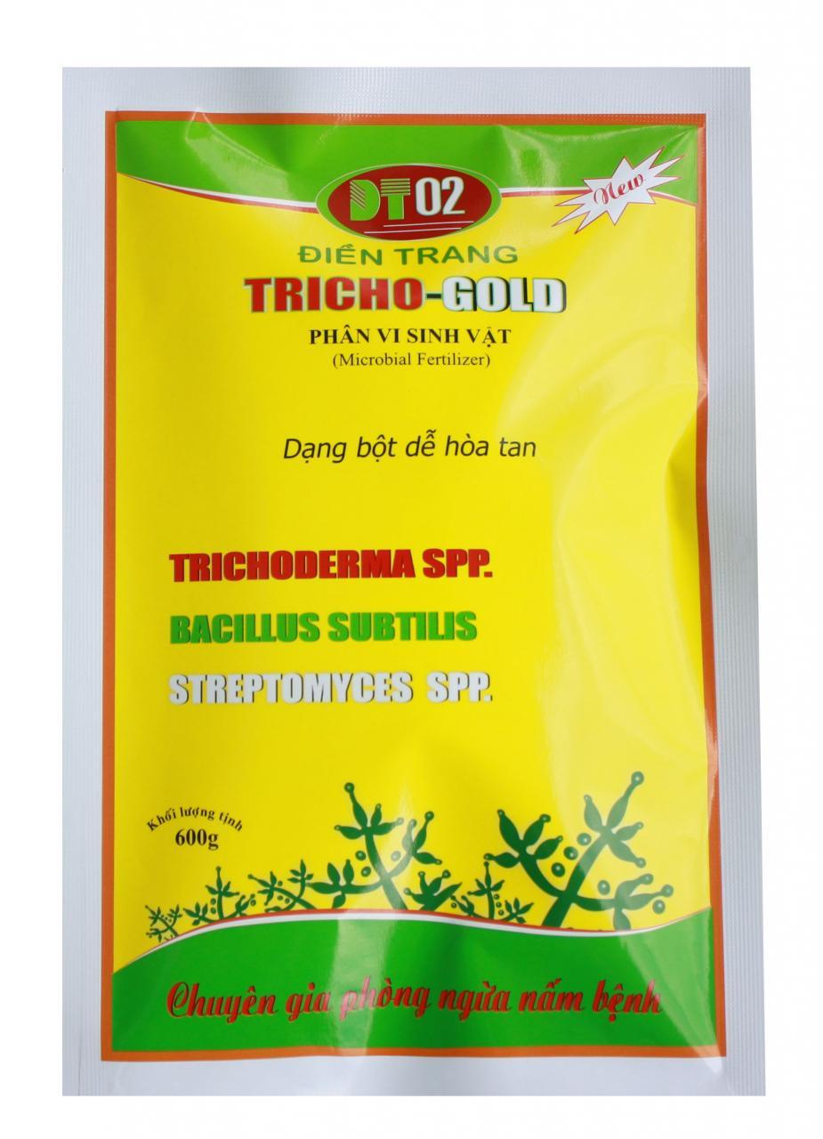 ĐIỀN TRANG TRICHO-GOLD 600 G