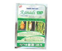 RANADI 10WP – THUỐC TRỪ RẦY