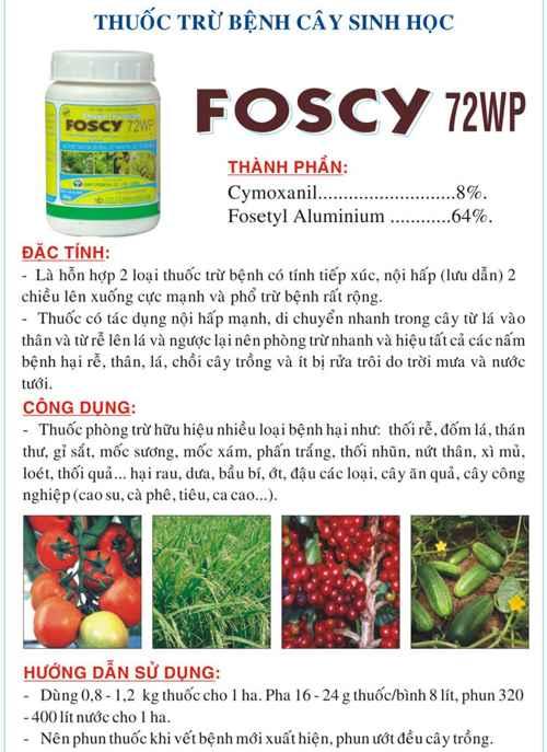 FOSCY 72WP