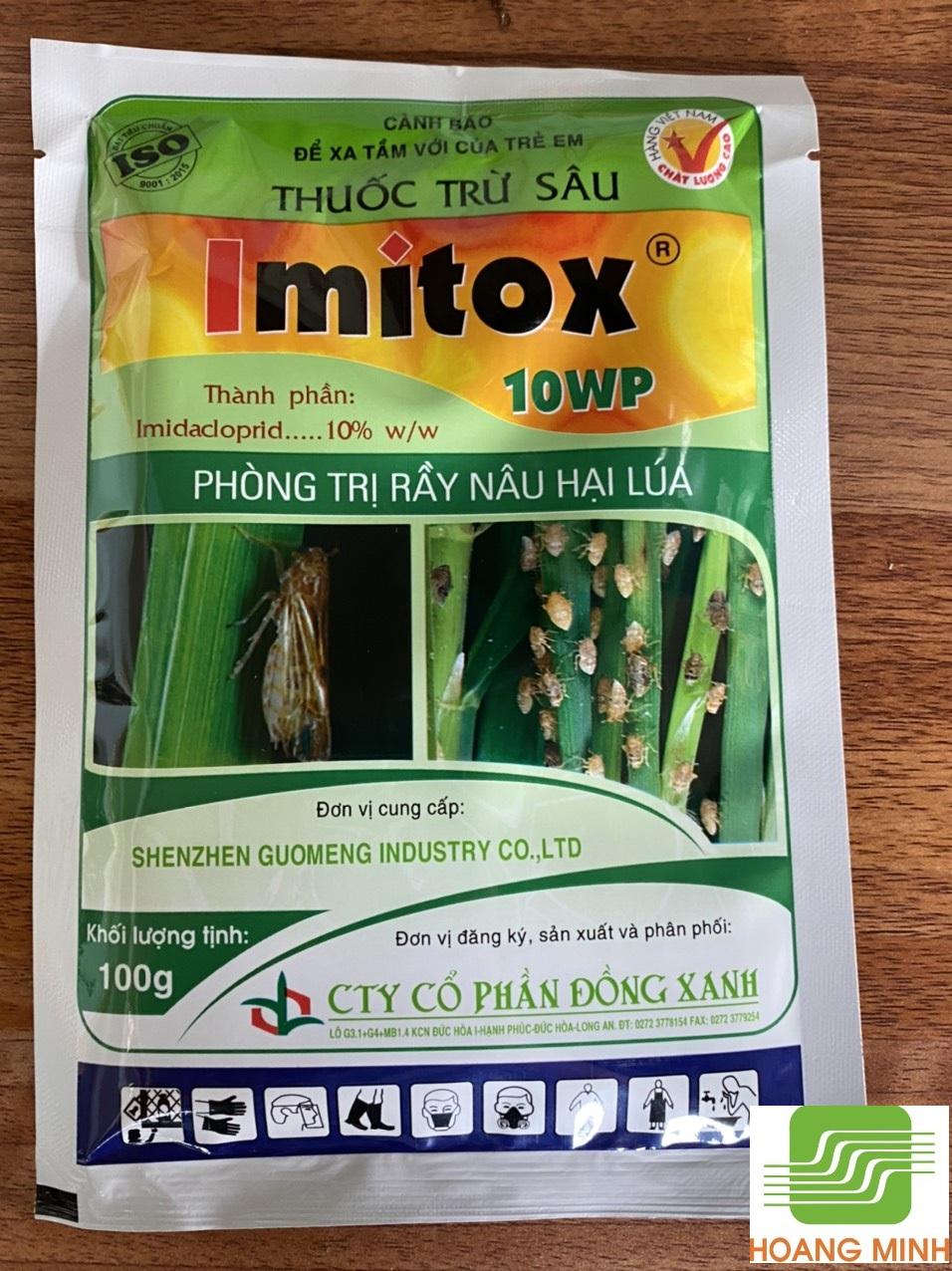 mitox 10WP – THUỐC TRỪ SÂU