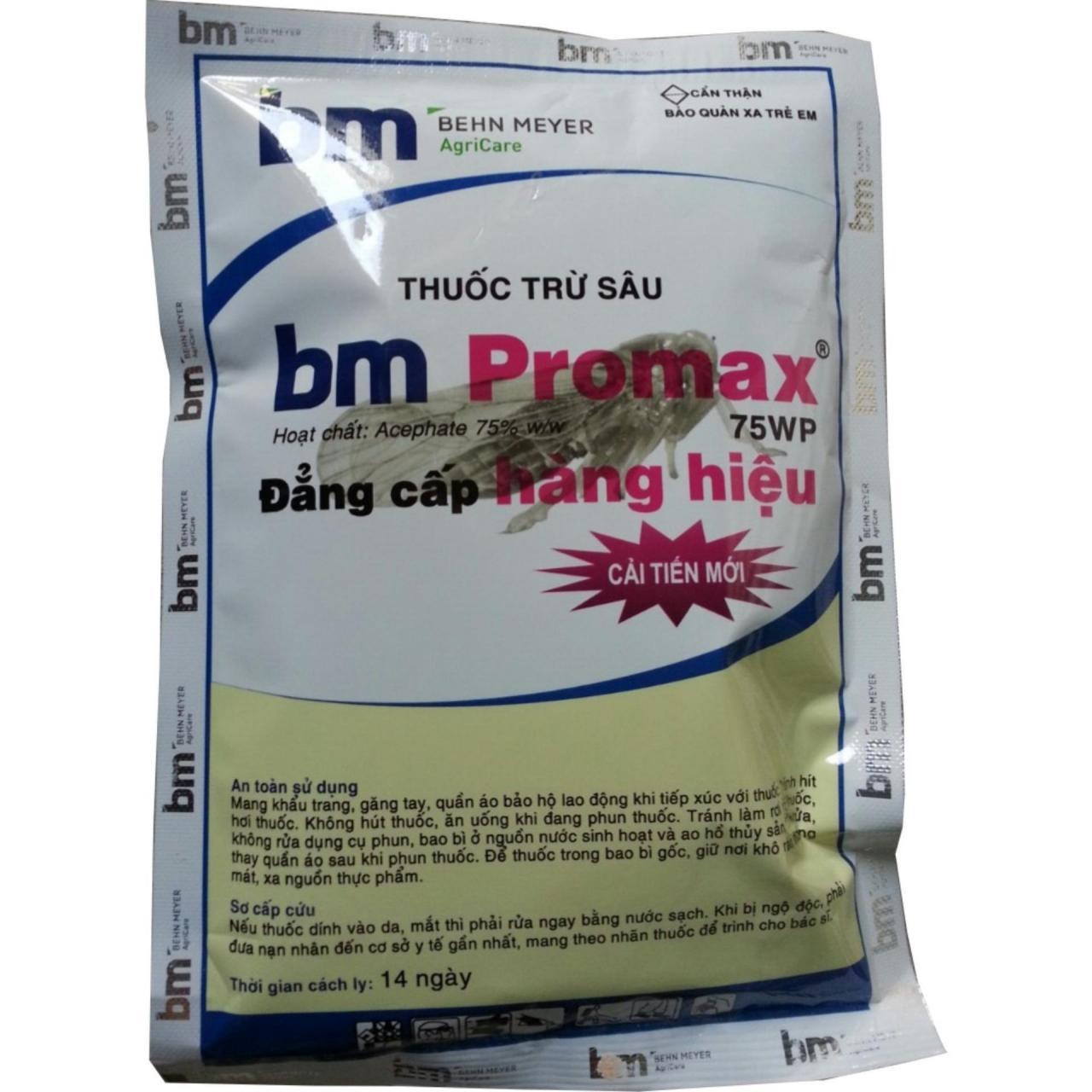 BM Promax 75WP – THUỐC TRỪ SÂU