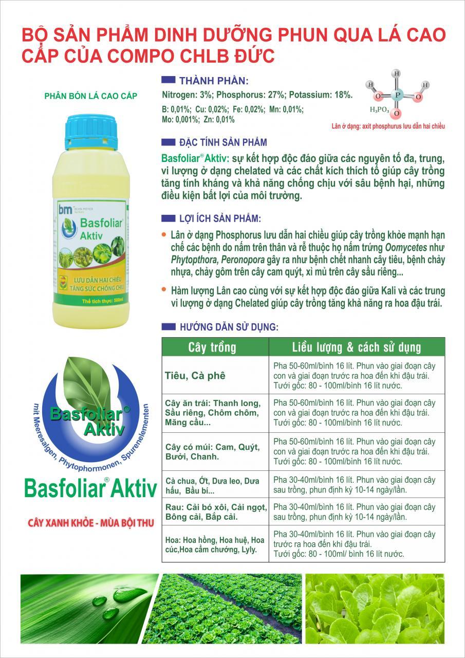 Basfoliar Aktiv